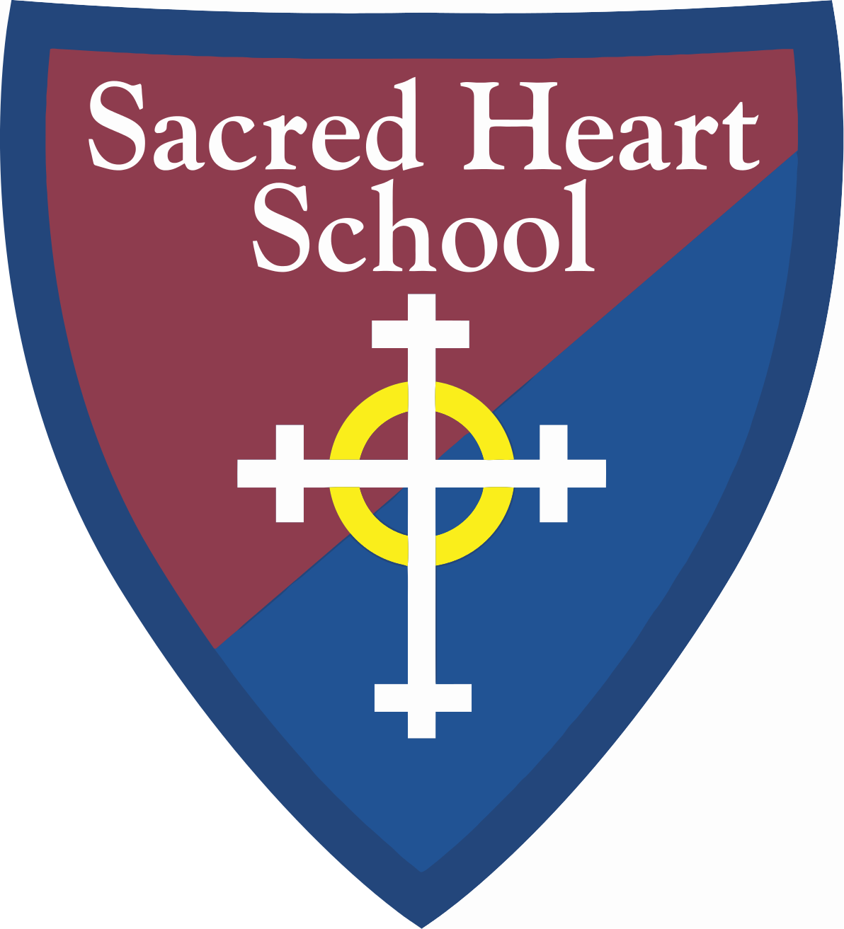 Sacred Heart School Crest