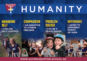 Our values: Humanity